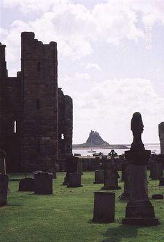 Cemetary on Lindisfarne