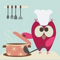 LA COCINA DE LECHUZA-Recetas de cocina con fotos paso a paso: CHULETAS DE CERDO CON SALSA DE CHAMPIÑONES
