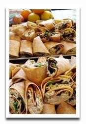 Little Wraps Finger Food Buffet Recipe Ideas .