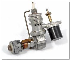 Atlas 4cc British Sparky with broken plug