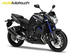 Yamaha MT-09 2014 with new color : Race Blu.
