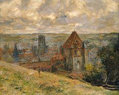 Dieppe, Claude Monet 1882