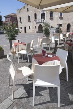 HOTH chair in Portogruaro - Italy  #hothchair #ibebi #design #projects