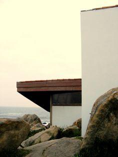 Casa de Chã da Boa Nova, Arq. Alvaro Siza 1958-1963