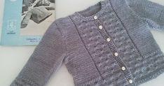 Dagny stickar och virkar. En blogg om handarbete och lite annat. Newborn Crochet, Crochet Baby, Knit Crochet, Knitting For Kids, Baby Knitting Patterns, Baby Barn, Textiles, Baby Sweaters, Baby Wearing