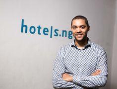 Hotels.ng founder Mark Essien