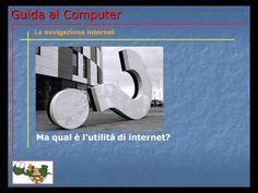 Lezione 73 (VIDEO) - LA NAVIGAZIONE INTERNET. Come si naviga su internet? Quali strumenti sono necessari? Posso navigare per conto mio oppure o bisogno di qualcuno? Ecco tutte le risposte.