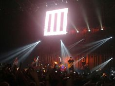 Paramore in France. Zenith