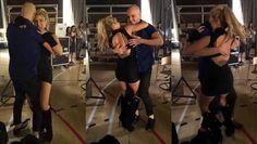 Shakira enciende las redes con sensual baile de bachata  #by #Hoy #NellaBisuTej