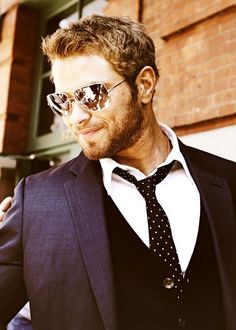Cool dude, Kellan Lutz