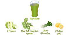 Pour vous accompagner au lendemain des Fêtes, retrouvez tous les jours une nouvelle recette de jus à l'extracteur de jus pour votre détox !