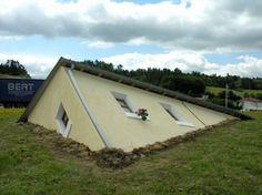 Amazing Land-Art by Cornelia Konrads Land Art, Cornelia Konrads, Festival D'art, Lost Gardens Of Heligan, Art Sculpture, Roof Architecture, Minimalist Architecture, Artistic Installation, Sink Design