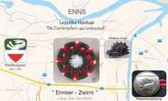 Seit  1212  ist ENNS die älteste Stadt von Österreich, laut erhaltener Stadtrechtsurkunde. Seit 2007 ist Enns die 1. CittaSlow in Österreich, langsamste Stadt - entschleunigte Stadt.