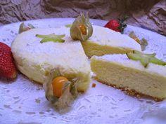 Tinskun keittiössä: valkosuklaa soufflé-juustokakkku