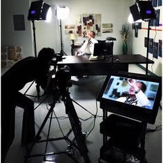 Hope Family Health is making a short documentary with ikan products such as the IFB1024 lighting kit! ⭐️