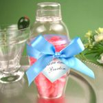 Favors and Flowers - Wedding & Party Supplies :: Favor Packaging :: Favor Bottles :: Martini Cocktail Shaker Favor