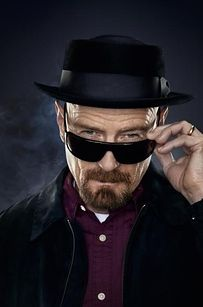 """No one in congress is Heisenberg. Because, Badass. 