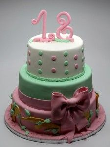 Happy Birthday Cake  Year Cake Desings Pinterest Happy - Happy birthday 18 cake