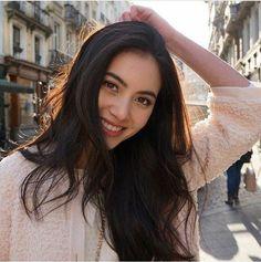 Beautiful Smile, Beautiful Asian Girls, Mai Davika, Stylish Girls Photos, Ulzzang Girl, Girl Photography, Pretty Hairstyles, Pretty People, Beauty Women