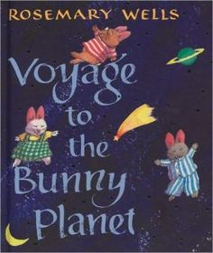 Voyage to the Bunny Planet - Ms. Shea