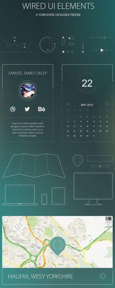 UI 設計素材 | MyDesy 淘靈感