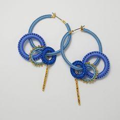 yofi rev crochet earrings