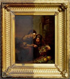 Painting Restoration | Cleaning Oil Paintings | Caring for Paintings by Old World Restorations, Inc. / Cincinnati, Ohio.