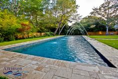 Lowcountry Classic traditional pool