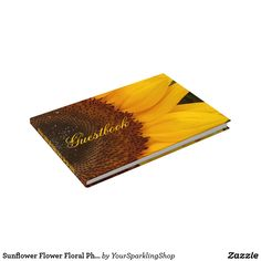 #Sunflower Flower Floral Photography #Guestbook