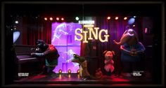 Sing Movie 2016, Sing 2016, Illumination Entertainment, Tori Kelly, Dreamworks Movies, Singing Competitions, Computer Animation, Comedy Films, Matthew Mcconaughey