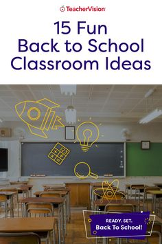 Transform your classroom into a welcoming space with these creative ideas from your fellow teachers!