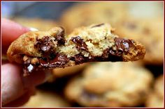 Hugs & CookiesXOXO: NY TIMES COOKIES WITH SEA SALT-THE BEST!