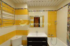 Kúpeľňa 2.1 x 1.7 P-44T: keramická dlažba Latina Ceramica, zbierka Gaudího, Španielsko