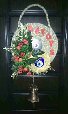 Concept, Wreaths, Home Decor, Door Wreaths, Deco Mesh Wreaths, Interior Design, Home Interior Design, Floral Wreath, Home Decoration