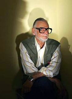 George Romero...What a great picture of him...CJ