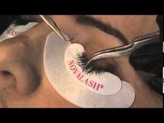 Tami Homan Novalash HD Eyelash Extensions, Eyelashes, Salons, Lashes, Lash Extensions, Lounges