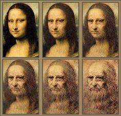 Monalisa -> Leonardo da Vinci ^_^