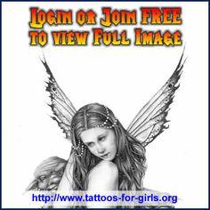 fairy tattoo 20 http://www.tattoos-for-girls.org/105/fairy-tattoos-for-girls/