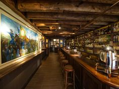 New York City's Top Cocktail Bars