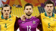 Aberdeen sign Australia U23 goalkeeper Aaron Lennox