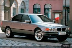 10 years ago on this day - post BMW 7 Series) content Bmw Kombi, Volkswagen, Bmw Serie 7, Bmw 7 Series, Bond Cars, Bmw Wagon, E 38, Bmw Classic, Toyota Cars