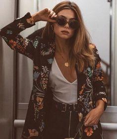 Maneiras descoladas de usar blazer - Fabiana Justus