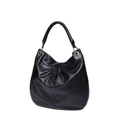 DUDU Francy Hobo Bag Black