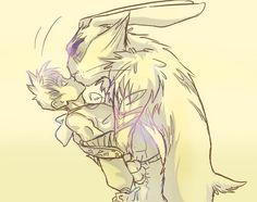 Bunnymund and Jack