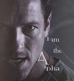 I Am The Alpha - Peter Hale.