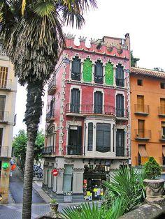 Casa Gaietà Vila, Olot