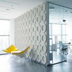 Zintra Acoustic Panel available through Business Interiors by Staples AU/NZ #Businessinteriorsbystaples #bistaples.com.au #officeacoustics