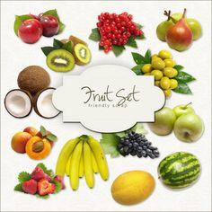 Fruit   Friendly Scrap: free scrap element