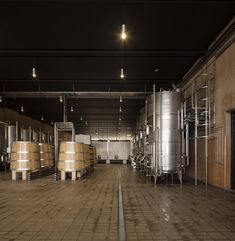 View full picture gallery of Bulgari Winery Distillery, Brewery, Walla Walla Wineries, Natural Energy Sources, Wine Tasting Room, Arch Interior, Reinforced Concrete, Wine Cellar, Tuscany
