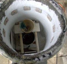 interieur van de oven